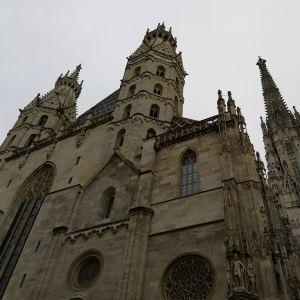 斯蒂芬大教堂旅游景点攻略图