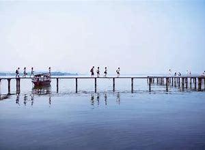 东湖南路凌波门旅游景点攻略图