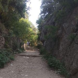 圣泉寺旅游景点攻略图
