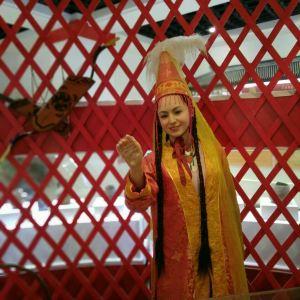 汉家公主纪念馆旅游景点攻略图