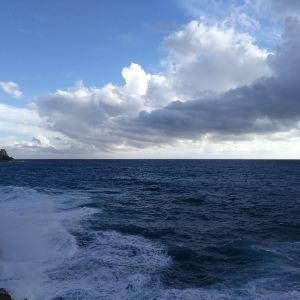 天使湾旅游景点攻略图