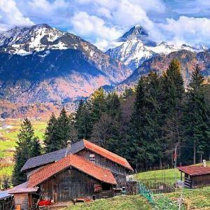瑞士阿尔卑斯博物馆旅游景点攻略图