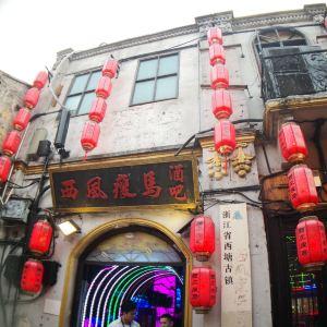 塘东街旅游景点攻略图