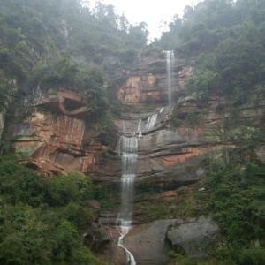 赤水丹霞旅游景点攻略图