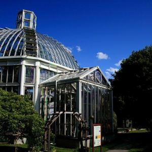 植物园旅游景点攻略图