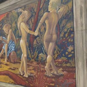 柏林墙遗址纪念公园旅游景点攻略图