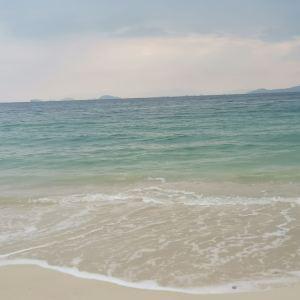 桔钓沙旅游景点攻略图
