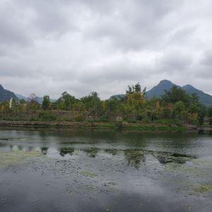 翠翠岛旅游景点攻略图