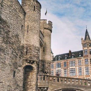 Het Steen旅游景点攻略图