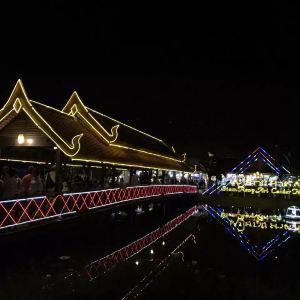 吴哥夜市旅游景点攻略图