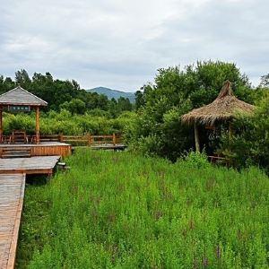 上甘岭溪水国家森林公园旅游景点攻略图