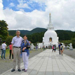 长崎平和公园旅游景点攻略图