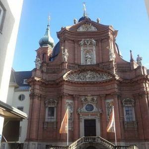 新明斯特教堂旅游景点攻略图