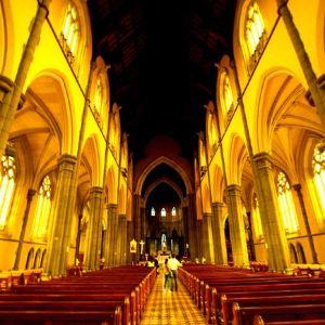 圣保罗大教堂旅游景点攻略图
