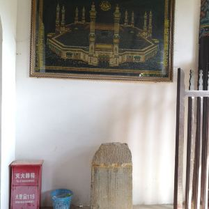 拖姑清真寺旅游景点攻略图