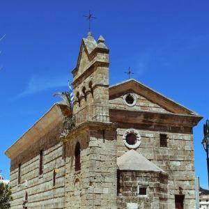 圣尼科劳斯教堂旅游景点攻略图