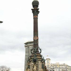 哥伦布纪念碑旅游景点攻略图