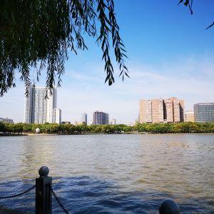 青山湖风景区旅游景点攻略图