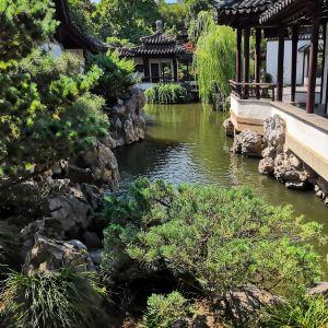 江南风情园旅游景点攻略图