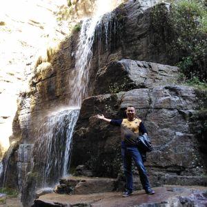 红石峡旅游景点攻略图