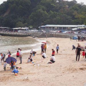 淇澳岛旅游景点攻略图