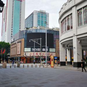 北京路步行街旅游景点攻略图