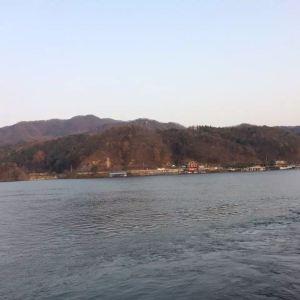 南怡岛旅游景点攻略图