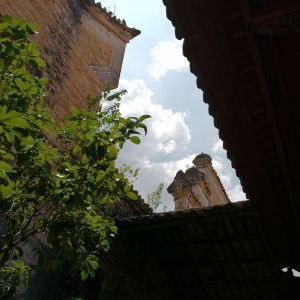 瑶金山寺旅游景点攻略图