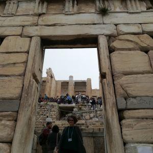 胜利女神殿旅游景点攻略图