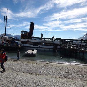 TSS厄恩斯劳号蒸汽船旅游景点攻略图