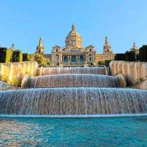 加泰罗尼亚国家艺术博物馆旅游景点攻略图