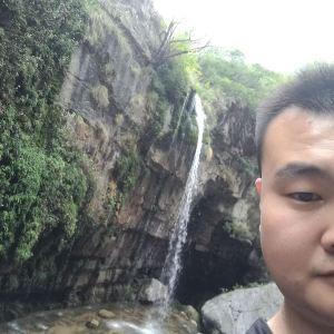 白龙瀑旅游景点攻略图