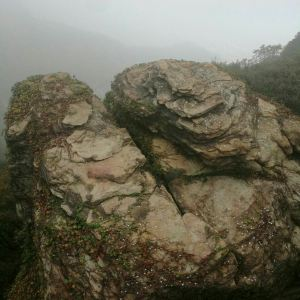 海上云台山旅游景点攻略图