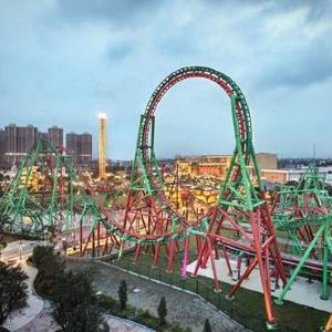 广州融创乐园旅游景点攻略图