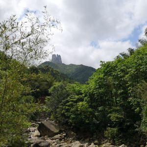 九嶷山旅游景点攻略图