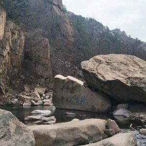 流清河旅游景点攻略图