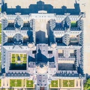埃斯科里亚尔修道院旅游景点攻略图
