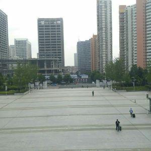 威海站广场旅游景点攻略图