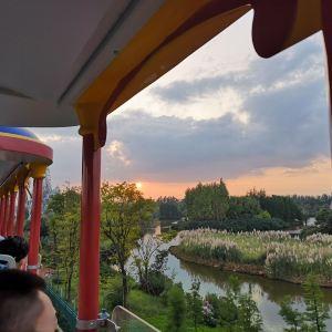 七彩云南欢乐世界旅游景点攻略图