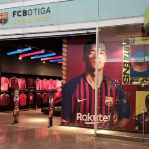 巴塞罗那足球俱乐部博物馆旅游景点攻略图