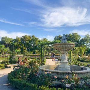 丽池公园旅游景点攻略图