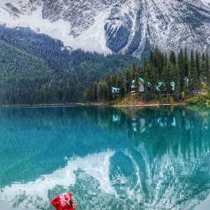 翡翠湖旅游景点攻略图