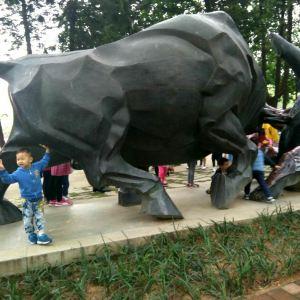 雕塑公园旅游景点攻略图