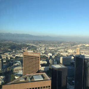 洛杉矶天空观景台旅游景点攻略图