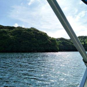 九十九岛旅游景点攻略图