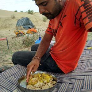 塔尔沙漠旅游景点攻略图