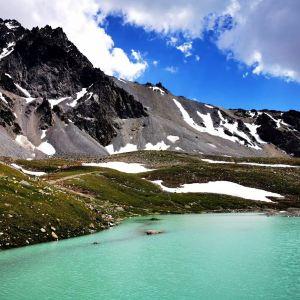 木尔扎特冰川旅游景点攻略图