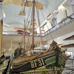 德意志博物馆旅游景点攻略图