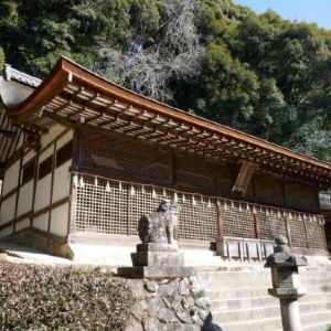宇治上神社旅游景点攻略图