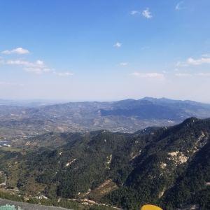 沂蒙山旅游区龟蒙景区旅游景点攻略图